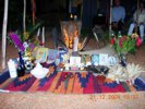 27. Shamanic Fire-Altar, Christmas-Seminar 3004-2005, Tabay,